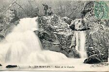 CARTE POSTALE / EN MORVAN SAUTS DE LA CANCHE