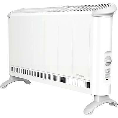 Dimplex 403TS 3000 Watts 3 kW Wall Mountable Convector Heater in White New