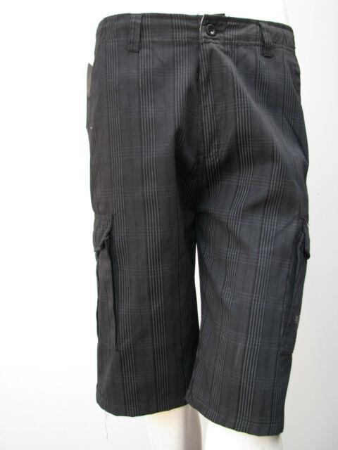 BNWT Men's Casual Dress Walk Short,Pant,Black,Green,White,Apricot  Size XS - 4XL