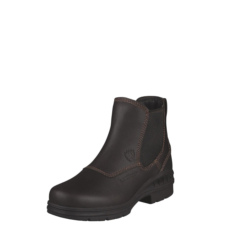 Ariat 10003574 Corral resistente a los los los ácidos Twin Gore Impermeable Chelsea botas De Montar 70471a