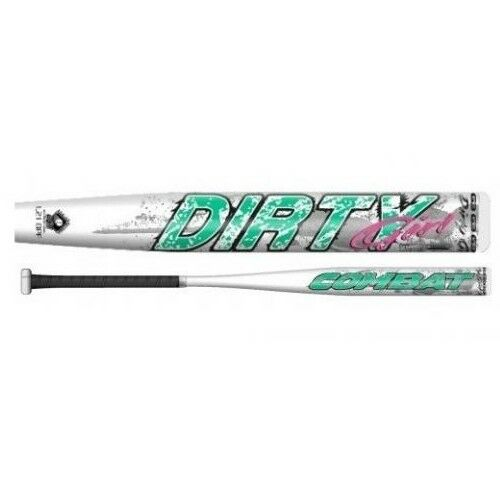 Combat Dirty Girl Reloaded 1.21 SSUSA Senior Softball Bat DG1SR1 34 25.5, niw