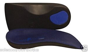 Sole-Control-Classic-Blue-3-4-length-Orthotic-Insoles-Arch-Support-and-Heel-Cup