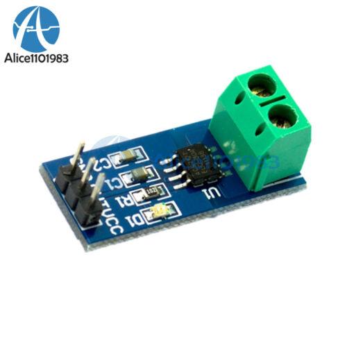10PCS 20A ACS712 Module Measuring Range 5V Current Sensor Hall Board for Arduino