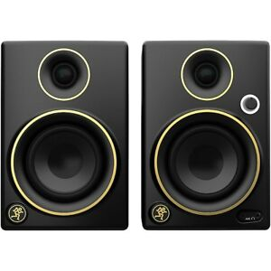 Mackie-CR3-Limited-Edition-Gold-Trim-3-in-Multimedia-Monitors-Pair