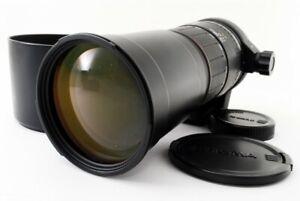 Sigma-AF-170-500mm-f-5-6-3-APO-Lente-Per-Sony-Minolta-un-Mount-dal-Giappone-come-viene