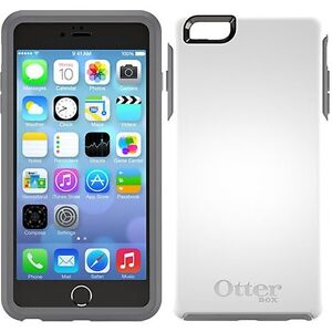 new style 7d321 2f99c Details about Otterbox 77-50323 Symmetry Series Case for iPhone 6 Plus/6S  Plus, 100% Authentic