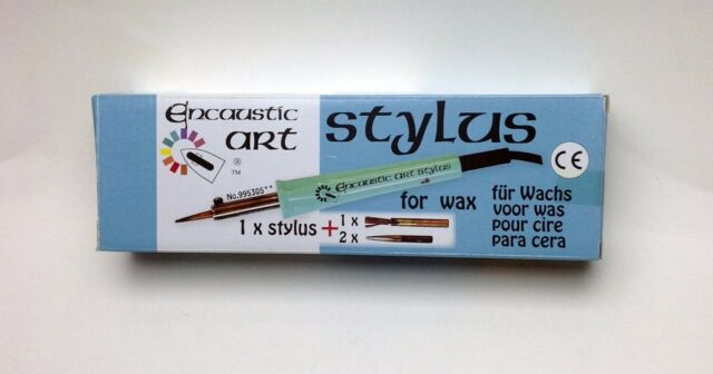 Guaranteed. Encaustic stylus for painting with wax UK