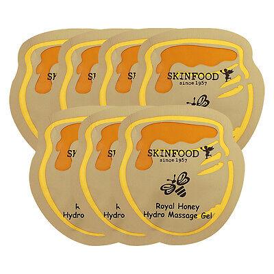 [SKIN FOOD] Royal Honey Hydro Massage Gel pouch [Sample] 7pcs
