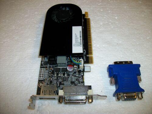 Fujitsu Nvidia GeForce GT630 2GB DDR3 DVI VGA DisplayPort Video Graphics Card