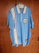 NCAA North Carolina Tarheels Warm Up Shooting Shirt Nike men's XL shorts LOT