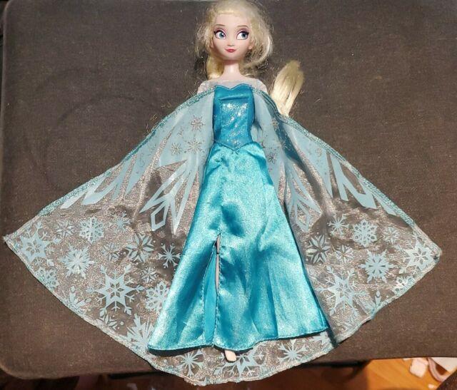 "Disney Frozen ELSA Sparkle Doll Classic Princess Of Arendelle 12/"" NEW NIB"