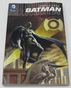 ELSEWORLDS BATMAN Vol 1 2016 DC Comics TPB GN Robin Dark Joker Green Lantern