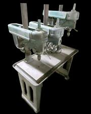 Walker Turner Ddp 500 3 Station Drill Press 45 X 18 Table