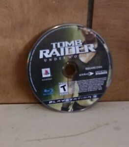 Tomb Raider: Underworld Sony PlayStation 3  disc only Tested