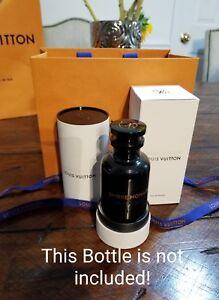 Louis Vuitton Ombre Nomade 5ml Glass Spray Bottle Brand New Unisex