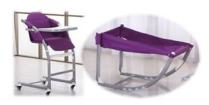 Details About Baby High Chair 4 In 1 +rocket Chair+modern Child/kids/adult  Chair NO VAT FOR EU