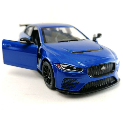 Jaguar XE SV Project 8 Die-Cast Model Car Kinsmart 1:38 Scale Toy Collection #1