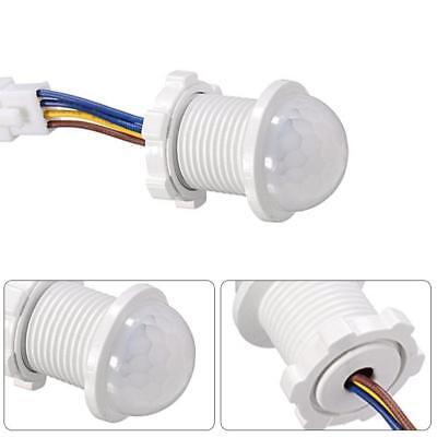 110 ° LED Infrarot Mini PIR Einbau Bewegungsmelder Motion Sensor Licht Scha A8Y5 | eBay