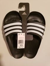 2b383e0fa590 item 8 New Adidas Performance Men s Duramo Slide Sandal Black   White Size  10 -New Adidas Performance Men s Duramo Slide Sandal Black   White Size 10