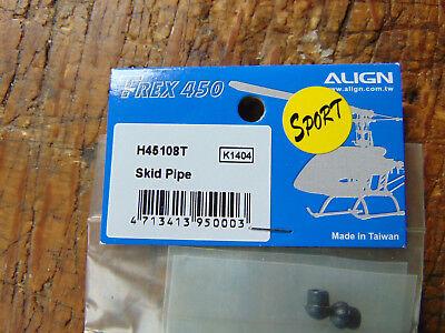 Affidabile Align Trex 450 Skid Pipe H45108t Nuovo Con Scatola-mostra Il Titolo Originale