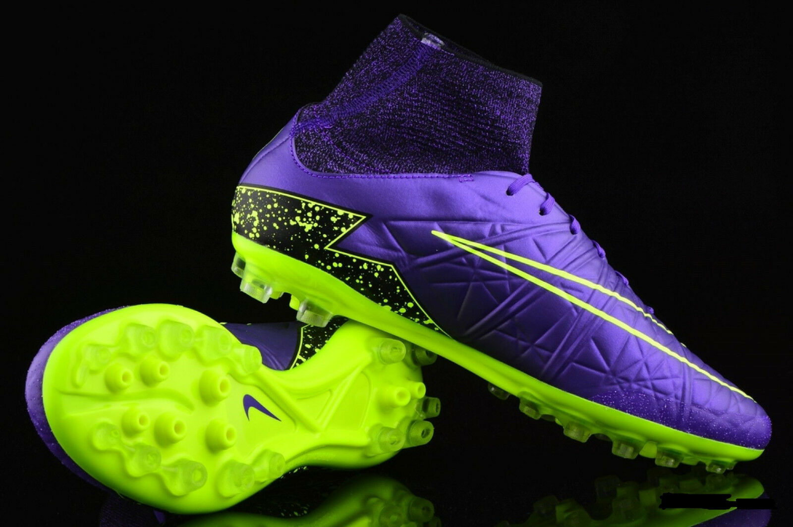 Nike hypervenom phatal II df EGR 747488-550 multinocken nuevo zapatos futbol 44,5