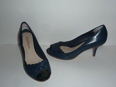 Chaussures escarpins femme Kookai pointure 37 cuir | eBay