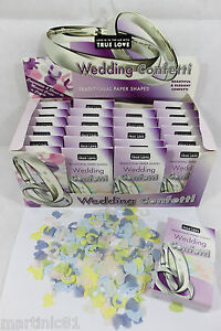 TRADITIONAL-PAPER-SHAPES-WEDDING-CONFETTI-X-24-BOXES-THROWING-DECORATION-SCATTER