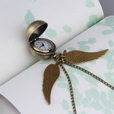 Vintage Swings Round Ball Sweater Chain Watch Pendant Necklace Watch Special BN