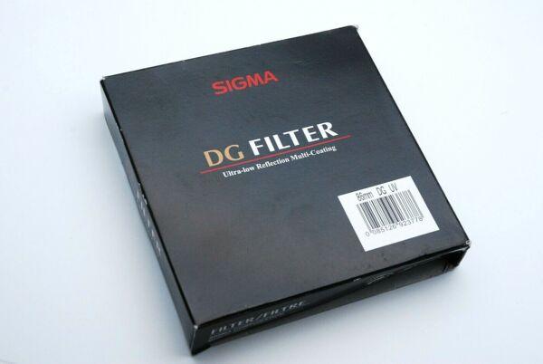 Adroit Sigma 86 Mm Uv Ex Dg