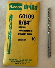 "Pack of 12 Irwin 60608 VG 1//8/"" Double Ended Body Drill Bit"