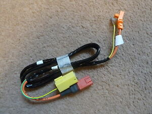 genuine peugeot 306 lateral airbag wiring harness loom part no rh ebay co uk Peugeot 306 Sedan Peugeot 307