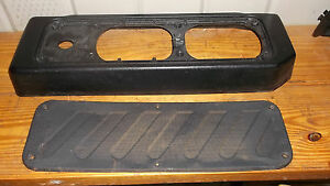 Land-Rover-Discovery-Black-Subwoofer-Trim-W-Screen-99-00-01-02-03-04-OEM