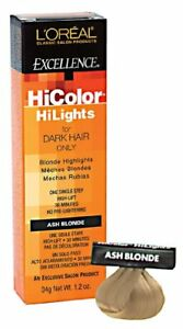 Image Is Loading L 039 Oreal Hicolor Highlights For Dark Hair