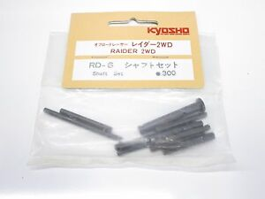 Kyosho Raider 2WD Shaft Pin Set #RD-6 OZ RC Models