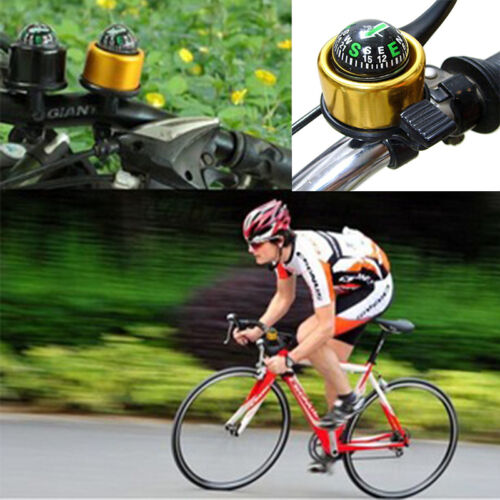 Hot Selling Bicycle Cycling Compass With Handle-bar Bell Bike Horn Outdoor Sport