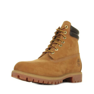 Chaussures Boots Timberland homme 6 In Boot Wheat taille Beige ... 15a72c8d5953