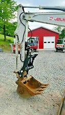 Takeuchi Tb135 Tb138 Tb235 Tb240 Hydraulic Mini Excavator Thumb Grapple Clamp