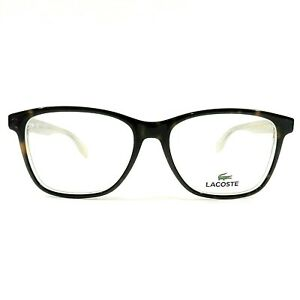 211b627ff68 New LACOSTE Optical Eyeglasses RX Frame L2776 214 Tortoise Havana 53 ...