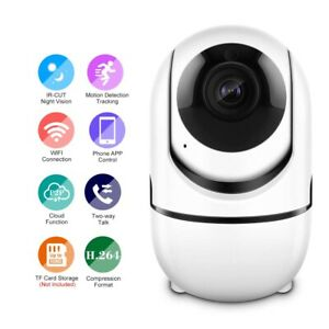 1080P-IP-Kamera-Home-Security-WIFI-Kamera-Wireless-Baby-Monitor-Nachtsicht-M9M3