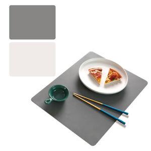 2 Stück Lebensmittel Silikon Tischset 40*30 cm Hochtemperaturbeständiges