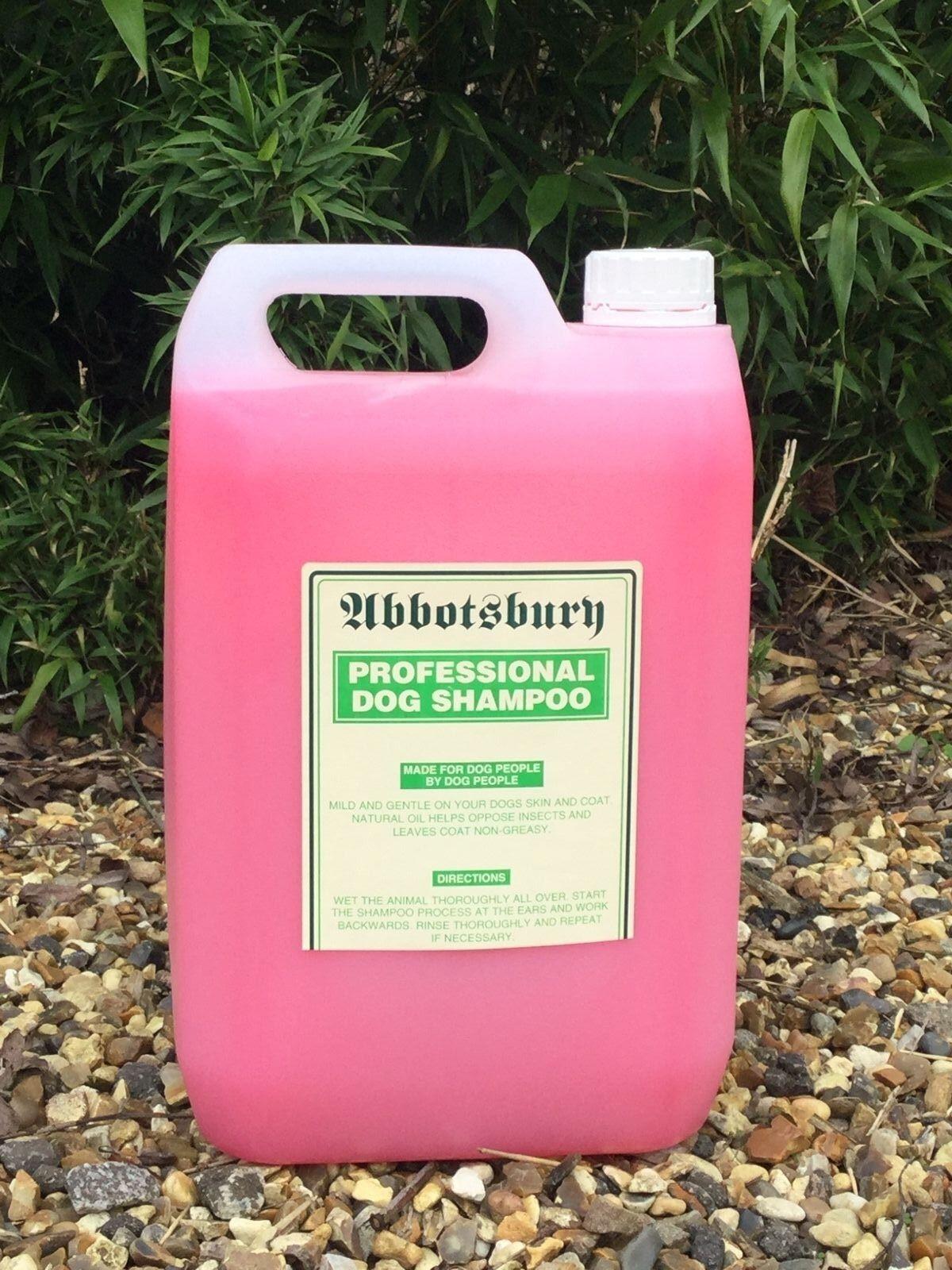 Natural Horse shampoo - 5 Litres with pump dispenser