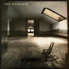 DAN FOGELBERG - Windows And Walls (LP) (VG/G+)