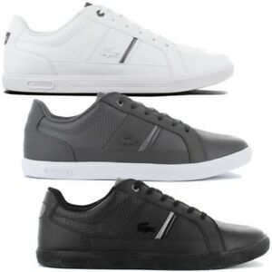 75f12682821e87 Lacoste Europa 417 1 Spm Leather Men s Sneakers Shoes Leather ...