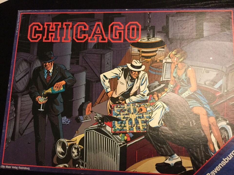 Chicago, brætspil