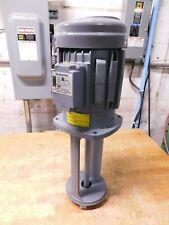 Graymills 1 Hp Cast Iron Immersion Recirculation Pump 230460v Imv100 F Damaged