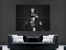 PREDATOR ACTION FILM  GIANT WALL POSTER ART PICTURE PRINT LARGE