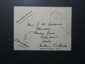 India-1945-Forces-Cover-APO-593-Censored-II-Z12425