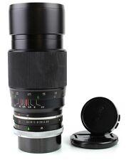Sun 200mm 3.5 Mount Canon FD   (Réf#B-212)