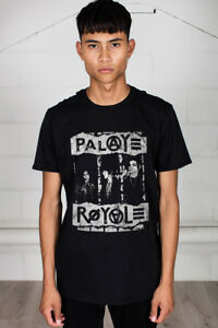 Official-Palaye-Royale-Fotocopia-T-Shirt-Unisex-con-Licenza-Merchandise-Kropp