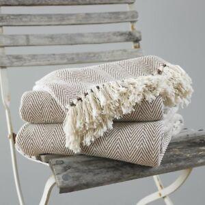 A-Good-Heavy-Quality-Sofa-Chair-Throw-in-Natural-or-Grey-Colour-127cms-x-152cms